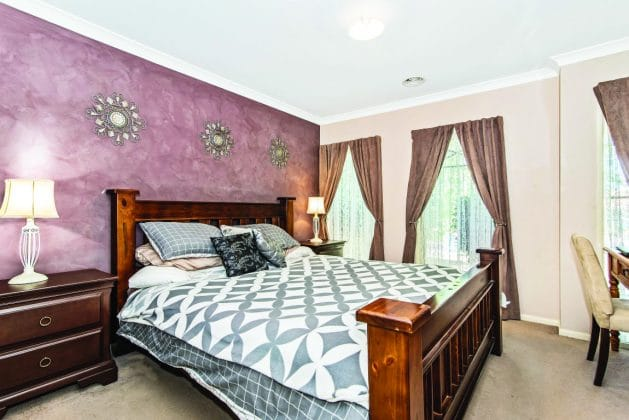 14 Eric Court, Kilmore Bedroom