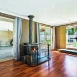 14 Eric Court, Kilmore Fireplace