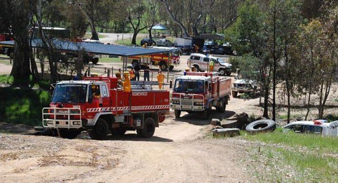 CFA Fire Trucks