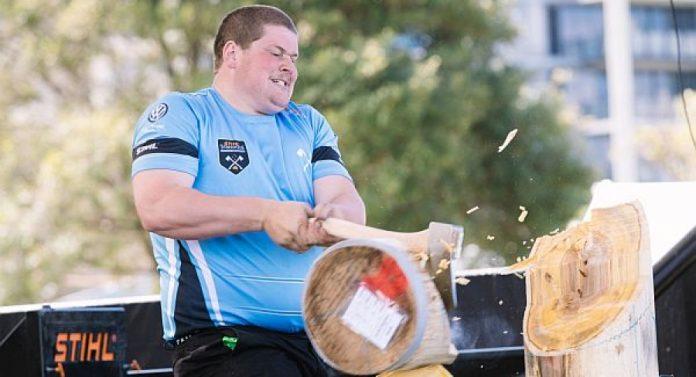 Timbersports Championships