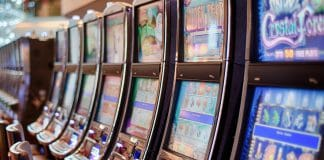 poker machines